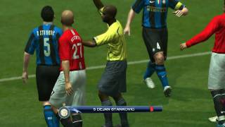 Pro Evolution soccer 2009 - (PC-GAMEPLAY)