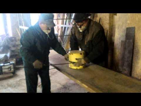 Как согнуть арматуру в кольца