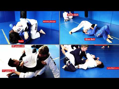 """""""Anyone Can Learn BJJ"""" Andrew's Testimonial, Ground Control BJJ & MMA"""