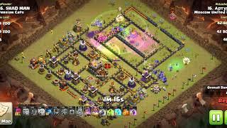 Clash of MU ! Артур массдроп2 (Clash of Clans