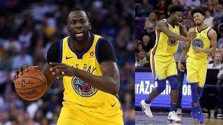 No Curry, Durant, Quinn Cook Career High 28! Josh Jackson 36 Points! 2017-18 Season