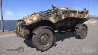 Фалькатус Каратель концепт бронемашины, обзор военной техники России 2016