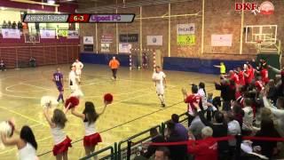 Dunakeszi Kinizsi - Újpest FC 2014.02.17 NB2