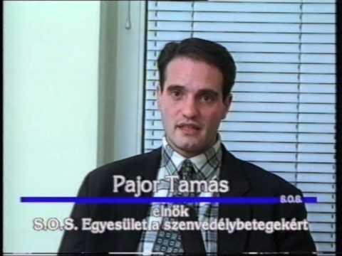 Pajor Tamás - SOS egyesület interjú 1994