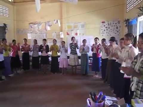 Training of Community Preschool Teacher