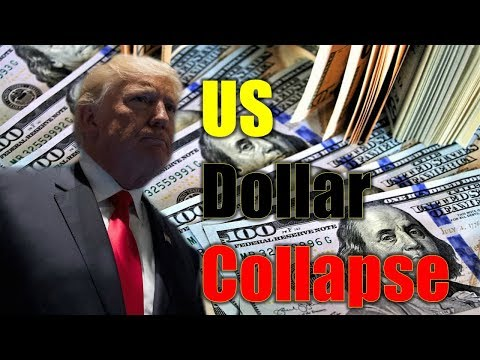 Ron Paul: Dollar Crash Coming Soon! The U.S Dollar Collapse in 2018. WARNING, TRUMP