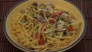 How To Cook Linguine With Clams And Tomatoes