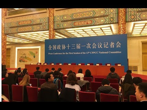 LIVE: Press conference of chairpersons of non-Communist parties from the CPPCC and ACFIC