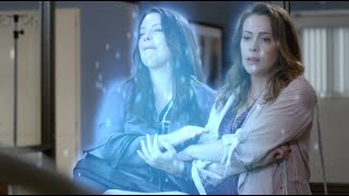 Charmed Reunion Grey's Anatomy Piper and Phoebe