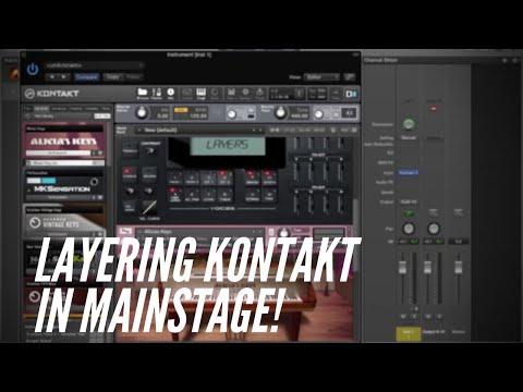 how to set up m-audio keystation 61 to logic