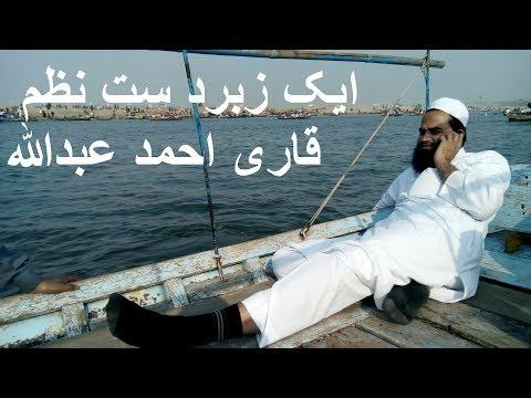 beautiful nazam qari ahmad abdullah jamiat ulama e hind