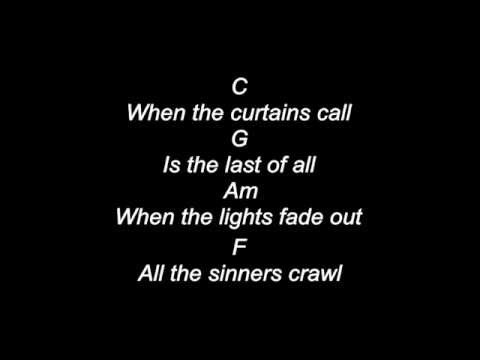 Chords and Lyrics Demons Imagine Dragons