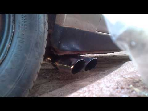 Escapamento ford corcel 2
