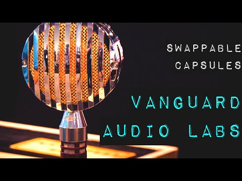 Unique Recording Tricks and Capsule Swapping with Vanguard Audio Labs
