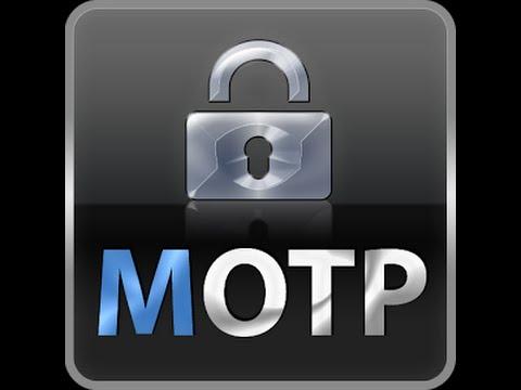 Одноразовый пароль (OTP) при авторизации пользователя на Windows Server 2012