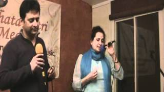 Jaaneman Jaaneman Tere Do Nayan By Madan Oak & Megha Thuse