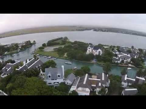 St Francis Bay Canals by Drone - ZIMBABWE (FLUME REMIX)