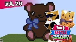 Build Battle - Locul 1 cu Ursuletul de plus + Mujdii dragalasul :)) | Momente amuzante [Ep.20]