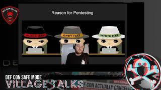 DEF CON Safe Mode Red Team Village - Jonathan Helmus - Student Roadmap to Becoming a Pentester