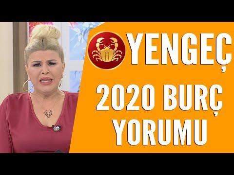 YENGEÇ BURCU   Nuray Sayarı'dan 2020 burç yorumları