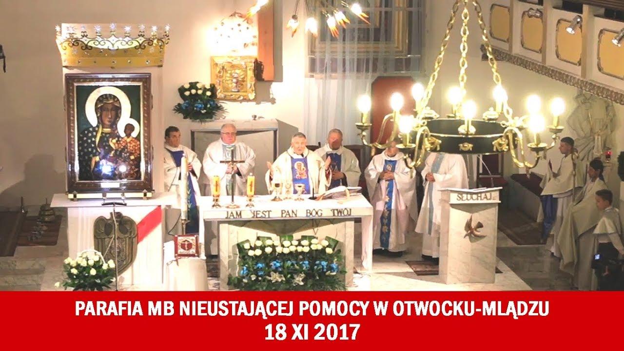 Peregrynacja obrazu MB Częstochowskiej w Otwocku – Mlądzu (18 XI 2017 r.)