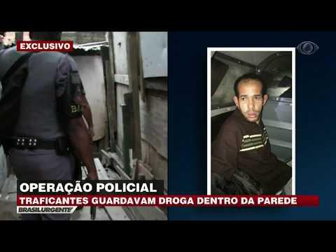 Traficantes São Presos Durante Operação Em São Paulo