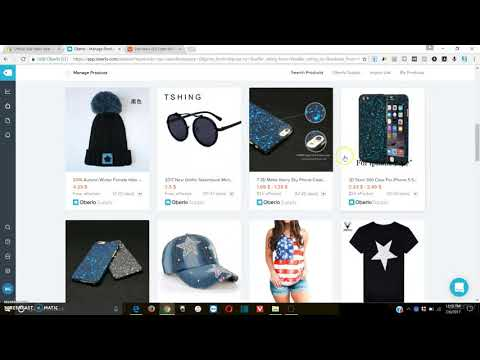 Shopify Tutorial For Beginners - Installing The Automated Plug In And Picking Products thumbnail