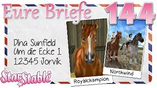 Star Stable SSO Ich lese eure Post! 24.01.2018 #144 Lets Play DEUTSCH