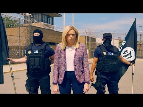 Michelle Wolf Creates Hilarious ICE Recruitment Parody Video