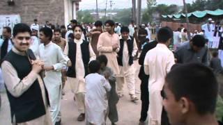 bilal wedding firing peshawar 3