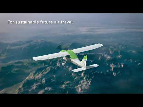 Rolls-Royce | H3PS  A parallel-hybrid electric propulsion system for General Aviation