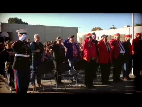 Veterans Day at St Stanislaus Catholic School