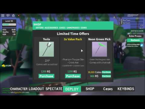 Roblox Strucid Alpha New Code In Strucid And Opening Case ...