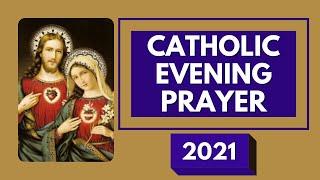 Catholic Night Prayer 2021 | Catнolic Prayers For Everyday | Evening Prayer