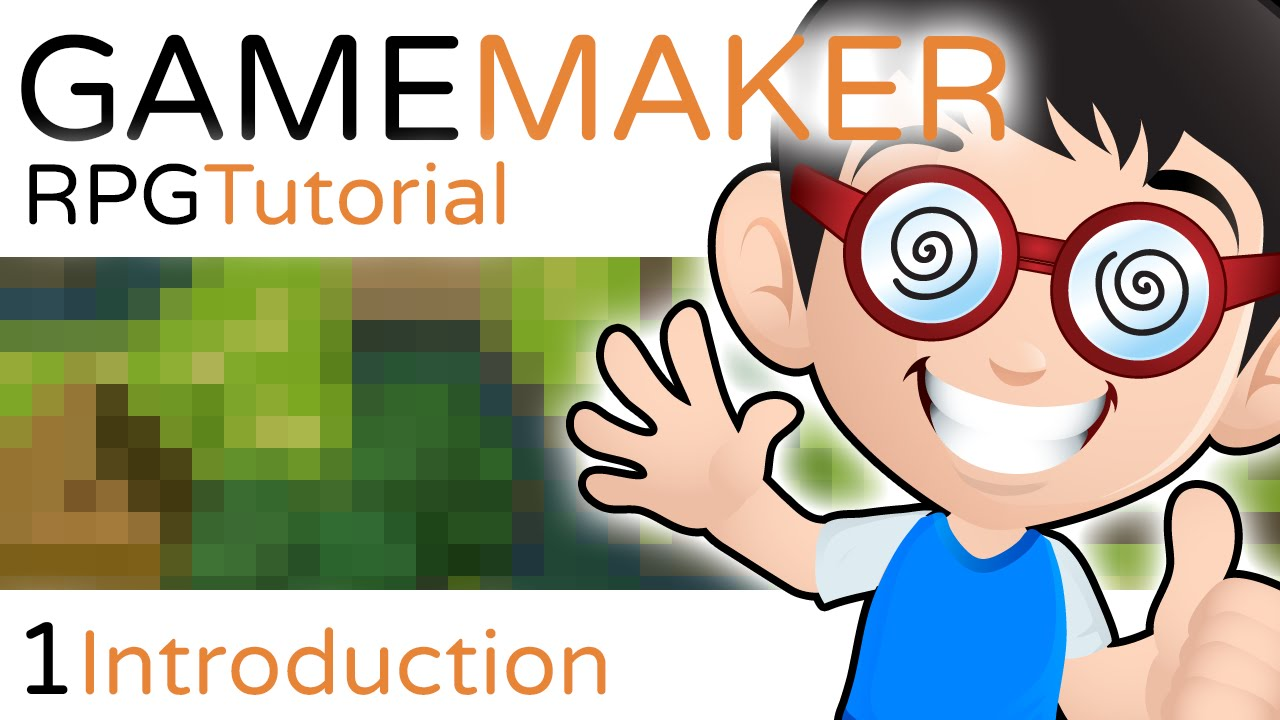 Game maker rpg tutorial part 1 introduction youtube baditri Gallery