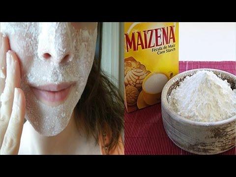 Crema casera de Maizena, Obtén el efecto botox y serás 10 años más joven!!