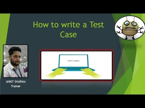 How to write an effective Test Case Quickly : Test Gmail Login Functionality