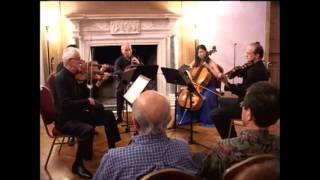 Franz Schubert. String Quintet in C Major,  III. Scherzo. Presto. Trio.