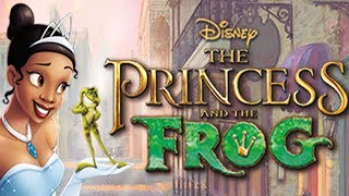 ► The Princess and the Frog - The Movie | All Cutscenes (Full Walkthrough HD)