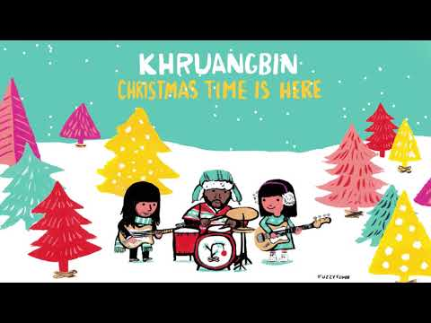 Khruangbin - Christmas Time Is Here (Official Audio)