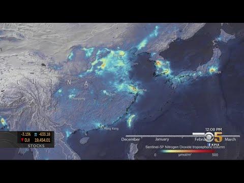 Coronavirus Silver Lining: Major Reduction In Worldwide Pollution