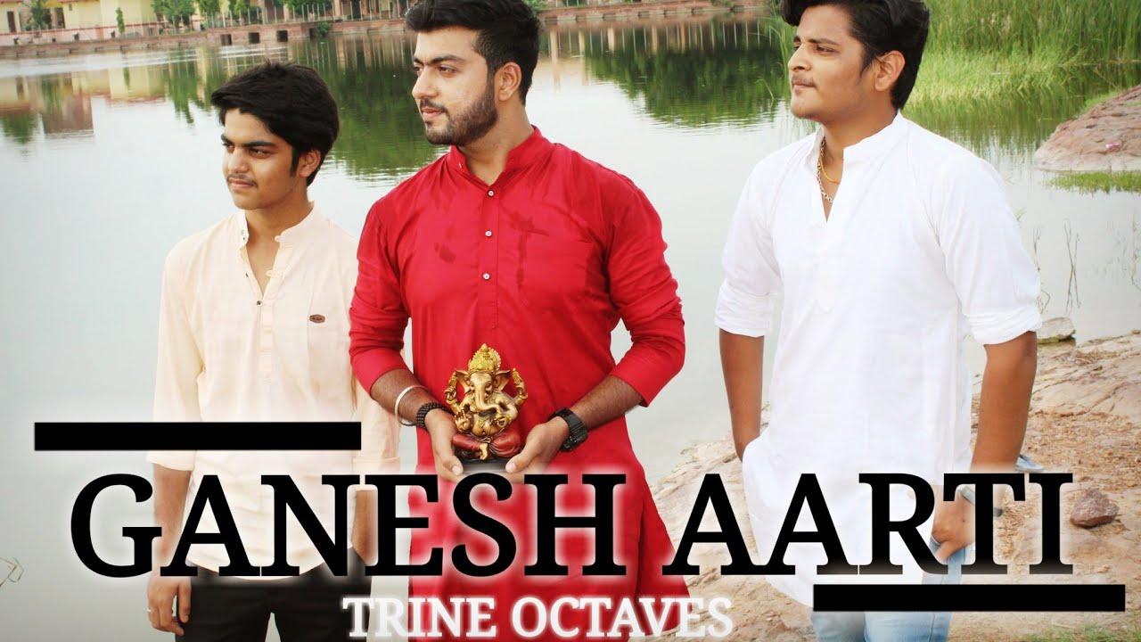 Ganesh Aarti - Shendur Lal Chadhayo | Cover Version | Aman Arora | Ripudaman Joshi | Adamya Parihar