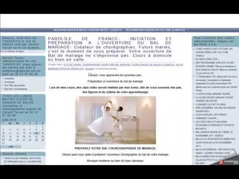 Salon du mariage 2015 paris porte de versailles youtube for Porte de versailles salon mariage