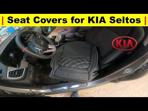 Seat Covers for KIA Seltos Detailed review   UandI Automobiles