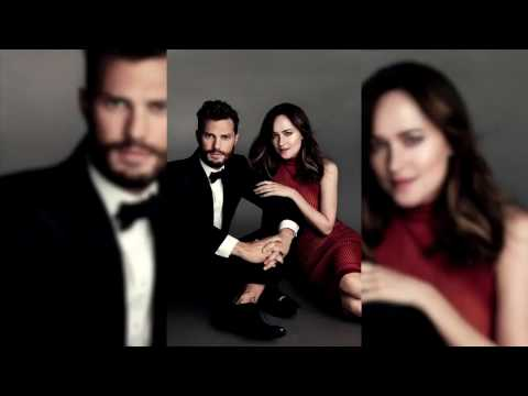 Fifty Shades Darker - Behind The Scenes Photoshoot