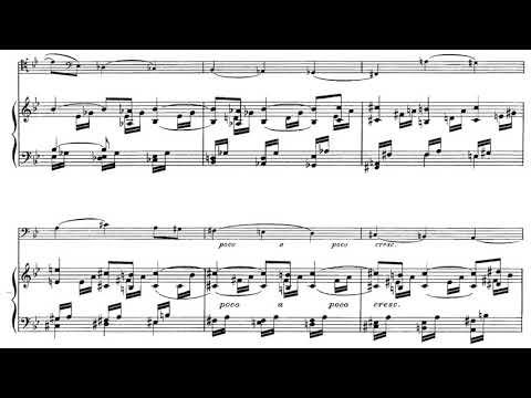 Fauré - Cello Sonata No. 1 in D minor, Op. 109