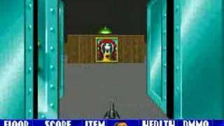 Wolfenstein 3D: First Encounter (Macintosh)