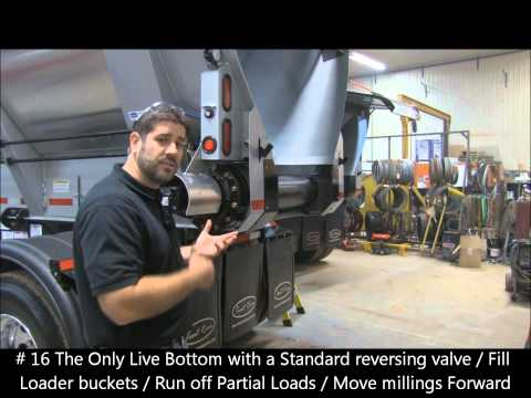 2015 Why we build live bottom trailers in Prince Edward Island Canada