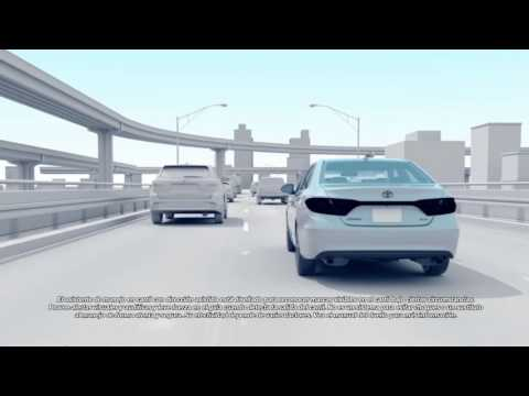 Toyota de Puerto Rico :: Toyota Safety Sense |  Lane Departure Alert With Steering Assist