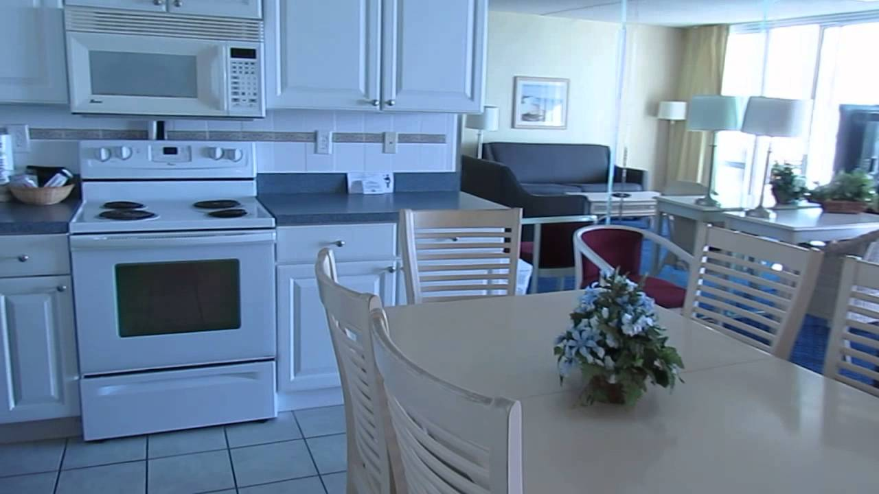 Room 1808 at the Carousel in Ocean City Maryland - YouTube